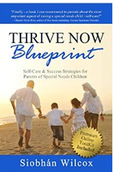 COver of Siobhan's book Thrive Now